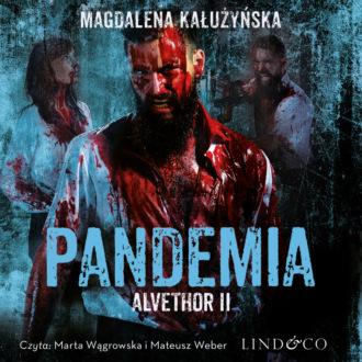 Аудиокнига Alvethor. Pandemia