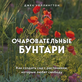 Аудиокнига Очаровательные бунтари. Как создать сад с растениями, которые любят свободу