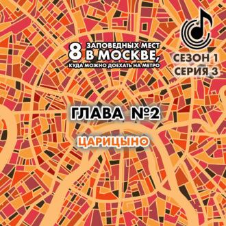 Аудиокнига 8 заповедных мест в Москве, куда можно доехать на метро. Глава 2. Царицыно