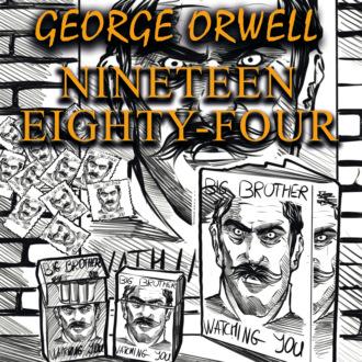 Аудиокнига Nineteen Eighty-Four