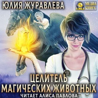 Аудиокнига Целитель магических животных