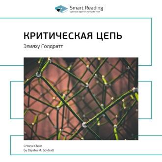 Аудиокнига Ключевые идеи книги: Критическая цепь. Элияху Голдратт