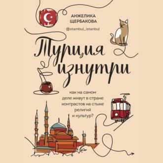 Аудиокнига Турция изнутри. Как на самом деле живут в стране контрастов на стыке религий и культур?