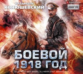 Аудиокнига Боевой 1918 год