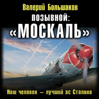 Аудиокнига Позывной: «Москаль». Наш человек – лучший ас Сталина