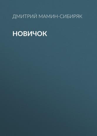 Аудиокнига Новичок