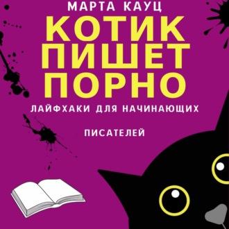 Аудиокнига Котик пишет порно. Лайфхаки для начинающих писателей