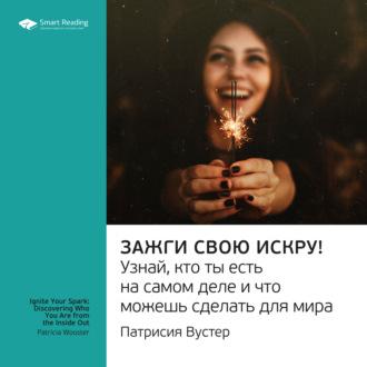 Аудиокнига Ключевые идеи книги: Зажги свою искру! Узнай, кто ты есть на самом деле и что можешь сделать для мира. Патриция Вустер