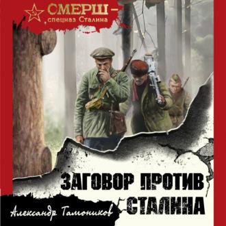 Аудиокнига Заговор против Сталина