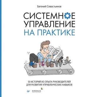 Аудиокнига Системное управление на практике. 50 историй из опыта руководителей для развития управленческих навыков