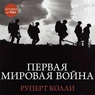 Аудиокнига Первая мировая война