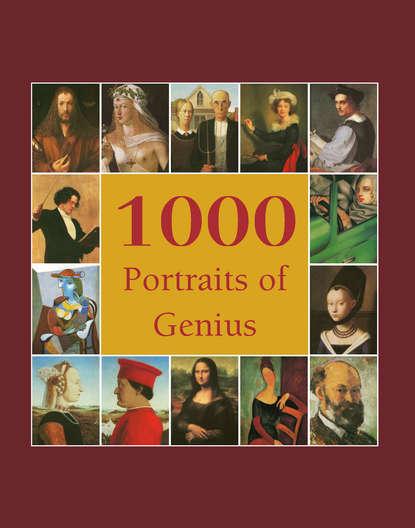 Электронная книга 1000 Portraits of Genius