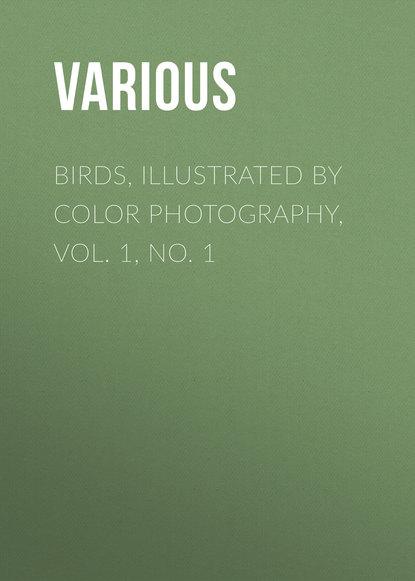 Купить Birds, Illustrated by Color Photography, Vol. 1, No. 1 по цене 1, смотреть фото