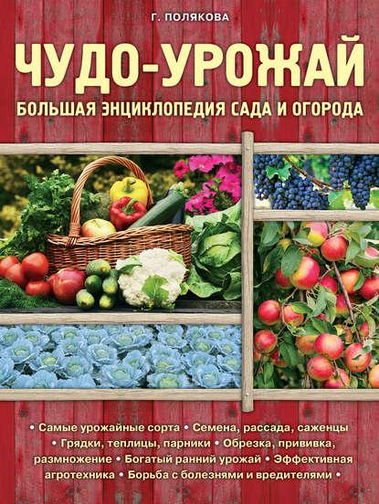 Купить Чудо-урожай. Большая энциклопедия сада и огорода по цене 800, смотреть фото