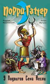 Книга 9 подвигов Сена Аесли