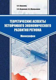 Теоретические аспекты устойчивого экономического развития региона