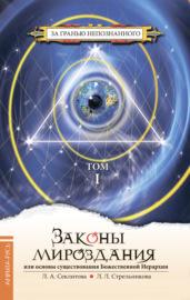 Книга Законы мироздания, или Основы существования Божественной Иерархии. Том I