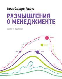 Книга Размышления о менеджменте
