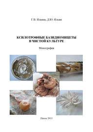 Ксилотрофные базидиомицеты в чистой культуре