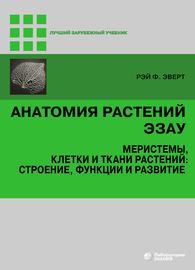 Анатомия растений Эзау