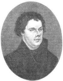Мартин Лютер. Его жизнь и реформаторская деятельность