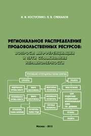 Региональное распределение продовольственных ресурсов: вопросы дифференциации и пути сглаживания неравномерности