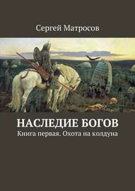 Наследие богов. Книга первая. Охота на колдуна