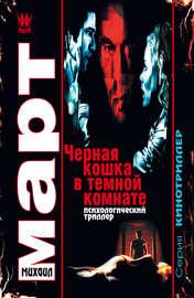 Книга Черная кошка в темной комнате