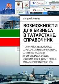 Возможности для бизнеса в Татарстане. Справочник