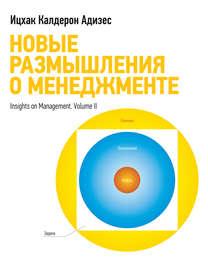 Книга Новые размышления оменеджменте