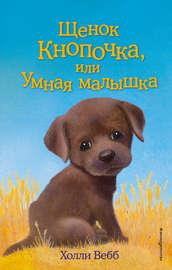 Книга Щенок Кнопочка, или Умная малышка