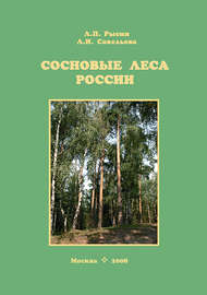 Сосновые леса России