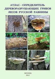 Атлас-определитель дереворазрушающих грибов лесов Русской равнины