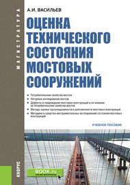 Оценка технического состояния мостовых сооружений