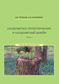 Ландшафтное проектирование и ландшафтный дизайн. Часть 1