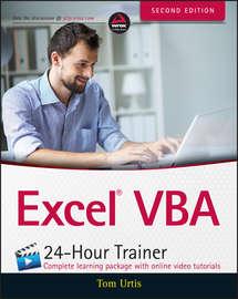 Excel VBA 24-Hour Trainer