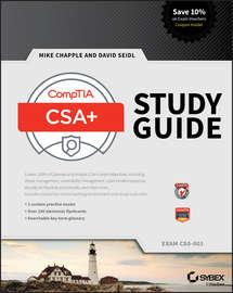 CompTIA CSA+ Study Guide. Exam CS0-001