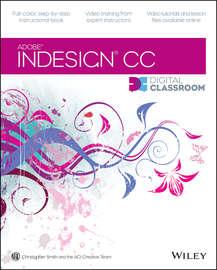 InDesign CC Digital Classroom