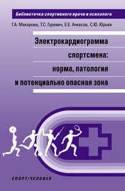 Электрокардиограмма спортсмена: норма, патология и потенциально опасная зона