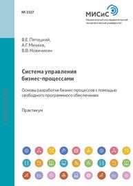 Система управления бизнес-процессами. Основы разработки бизнес-процессов с помощью свободного программного обеспечения