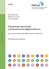 Управление проектами и экономическая эффективность. Оценка экономической эффективности проектов
