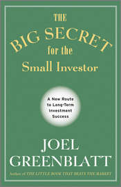 The Big Secret for the Small Investor. A New Route to Long-Term Investment Success