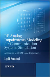 RF Analog Impairments Modeling for Communication Systems Simulation. Application to OFDM-based Transceivers
