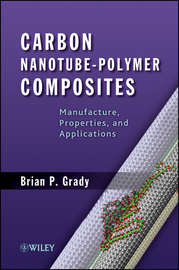 Carbon Nanotube-Polymer Composites. Manufacture, Properties, and Applications