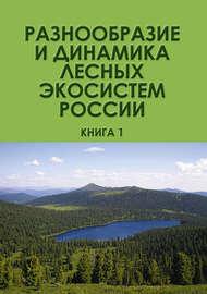 Разнообразие и динамика лесных экосистем России. Книга 1