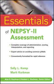 Essentials of NEPSY-II Assessment