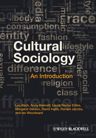 Cultural Sociology. An Introduction