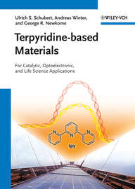 Terpyridine-based Materials. For Catalytic, Optoelectronic and Life Science Applications