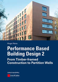 Performance Based Building Design 2. From Timber-framed Construction to Partition Walls