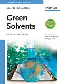 Green Solvents. Ionic Liquids